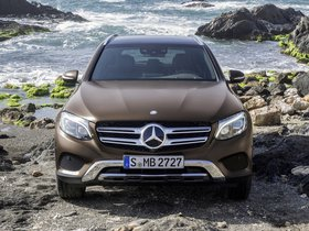 Ver foto 17 de Mercedes GLC 250 d 4MATIC X205 2015