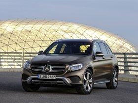 Ver foto 12 de Mercedes GLC 250 d 4MATIC X205 2015