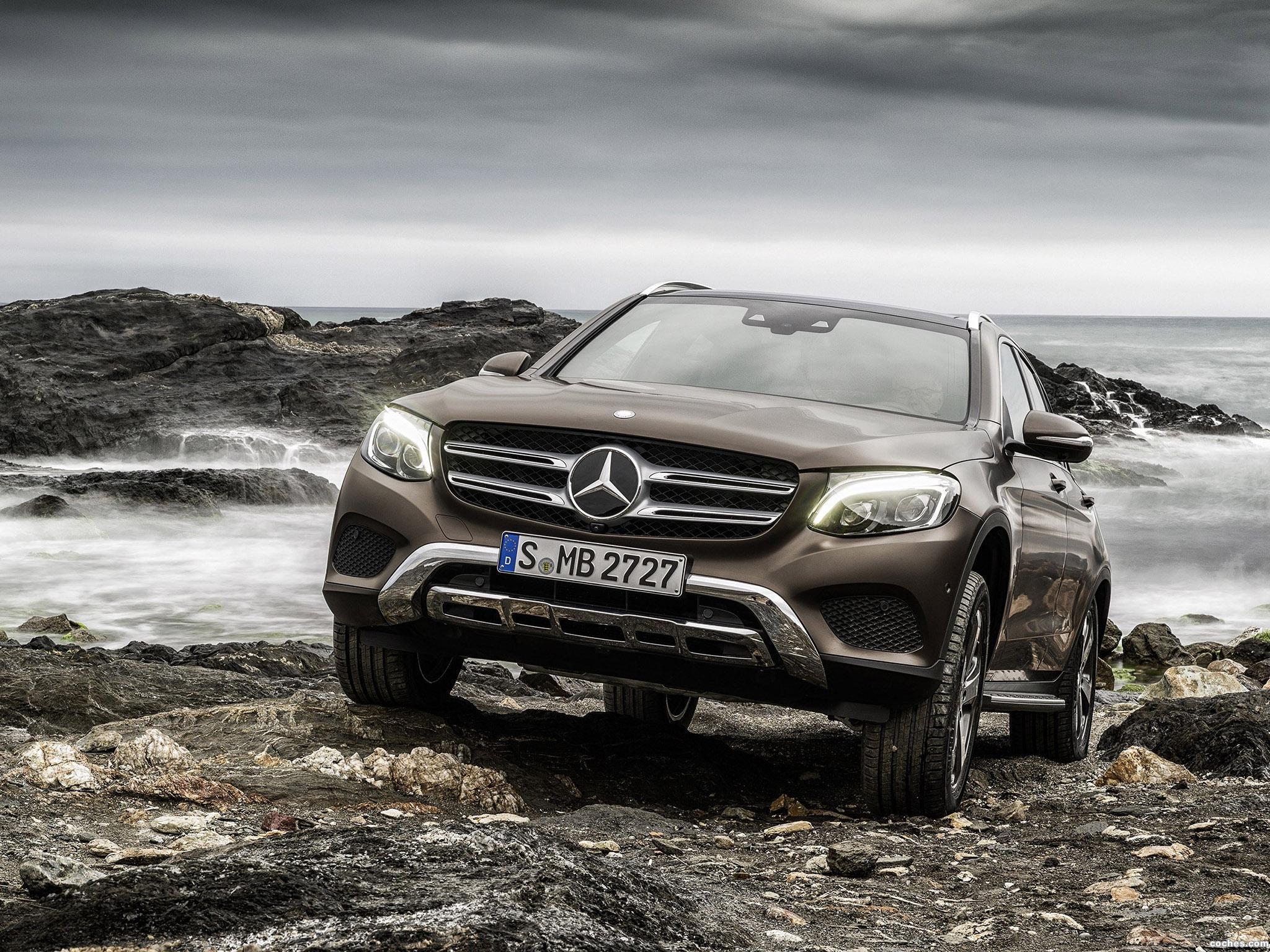Foto 2 de Mercedes GLC 250 d 4MATIC X205 2015