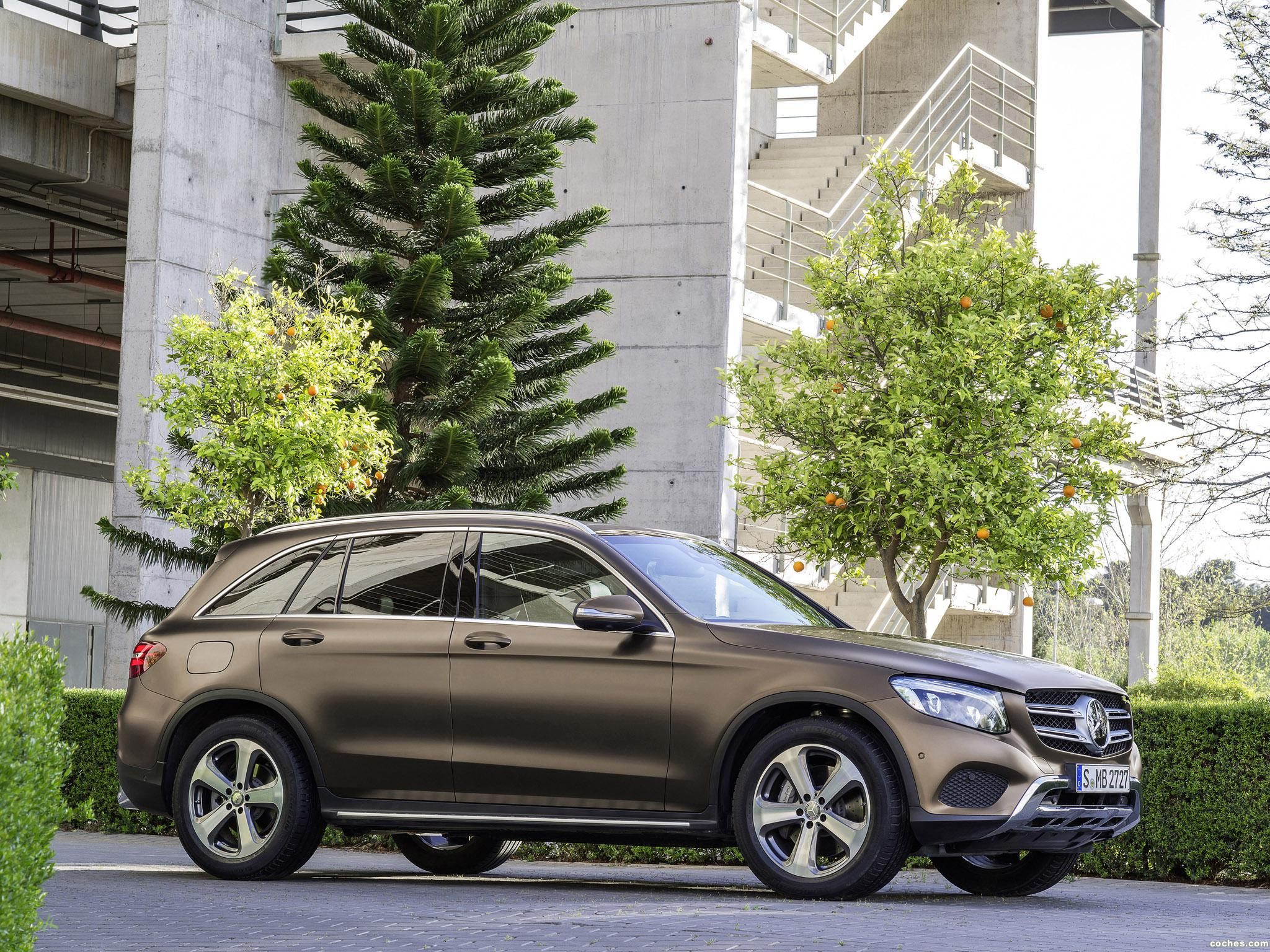 Foto 22 de Mercedes GLC 250 d 4MATIC X205 2015