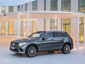 Ver foto 12 de Mercedes GLC 350 e 4MATIC X205 2015