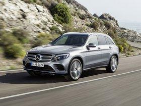 Ver foto 9 de Mercedes GLC 350 e 4MATIC X205 2015