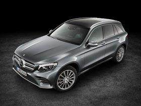 Fotos de Mercedes GLC 350 e 4MATIC X205 2015