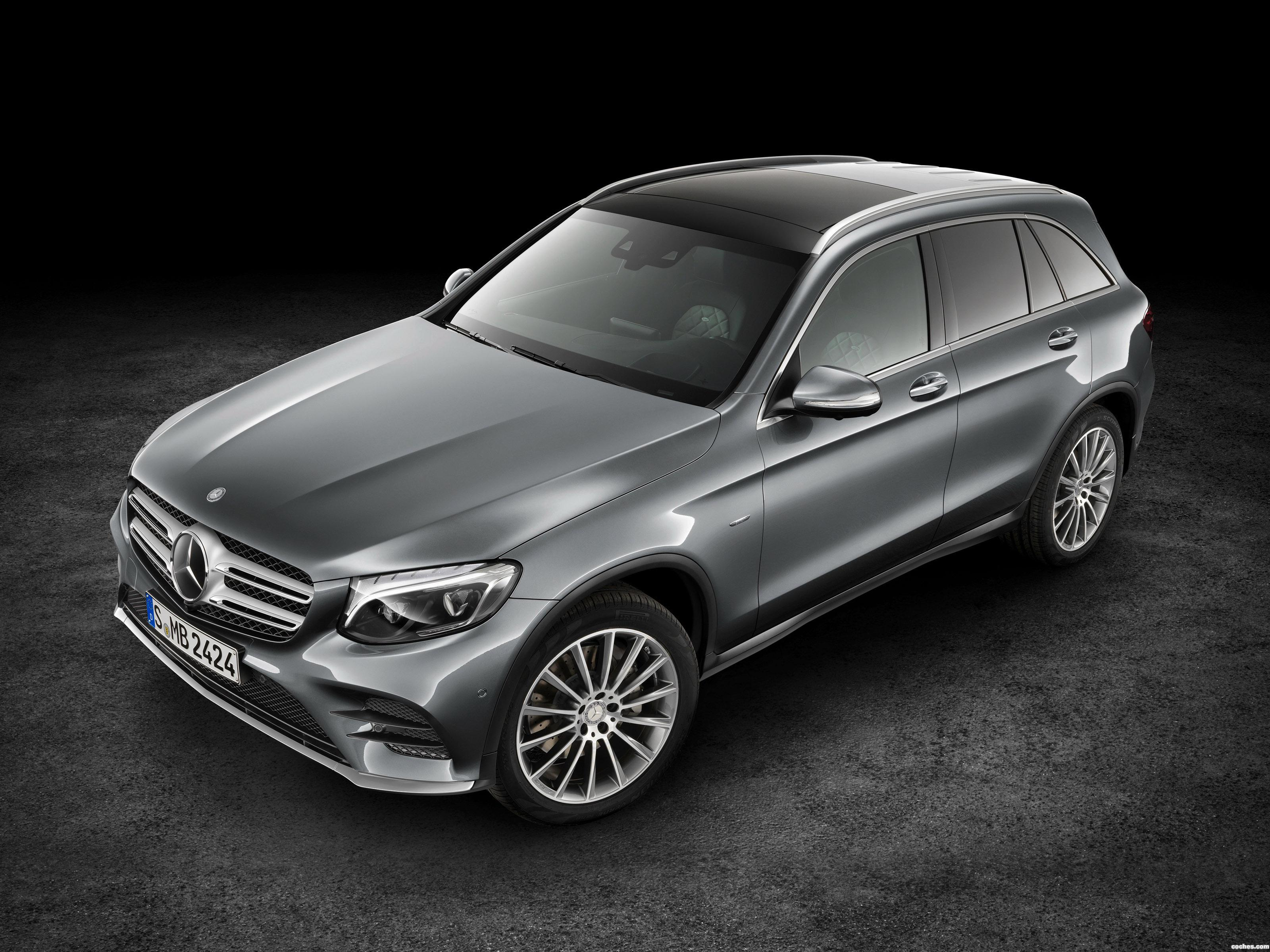 Foto 0 de Mercedes GLC 350 e 4MATIC X205 2015