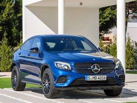 Ver foto 12 de Mercedes GLC Coupe AMG Line C253 2016