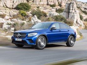Ver foto 8 de Mercedes GLC Coupe AMG Line C253 2016