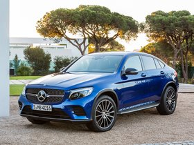 Fotos de Mercedes Clase GLC Coupe