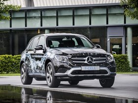 Ver foto 7 de Mercedes GLC F-Cell Plug-in Prototype X253 2016