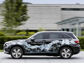 Ver foto 6 de Mercedes GLC F-Cell Plug-in Prototype X253 2016