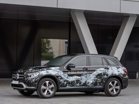 Ver foto 3 de Mercedes GLC F-Cell Plug-in Prototype X253 2016