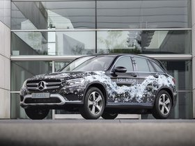 Ver foto 2 de Mercedes GLC F-Cell Plug-in Prototype X253 2016