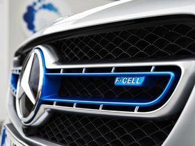 Ver foto 18 de Mercedes  GLC F Cell Prototype  2017