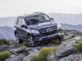 Ver foto 5 de Mercedes GLE 250 D 4MATIC W166 2015