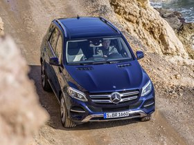 Ver foto 3 de Mercedes GLE 250 D 4MATIC W166 2015