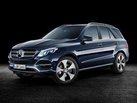 Ver foto 2 de Mercedes GLE 250 D 4MATIC W166 2015