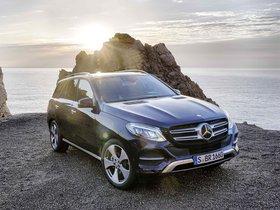 Ver foto 1 de Mercedes GLE 250 D 4MATIC W166 2015