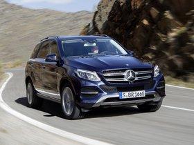 Ver foto 14 de Mercedes GLE 250 D 4MATIC W166 2015