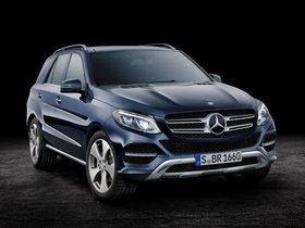 Ver foto 12 de Mercedes GLE 250 D 4MATIC W166 2015