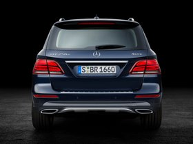 Ver foto 11 de Mercedes GLE 250 D 4MATIC W166 2015