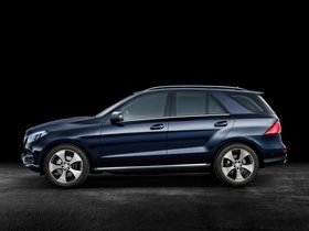 Ver foto 10 de Mercedes GLE 250 D 4MATIC W166 2015