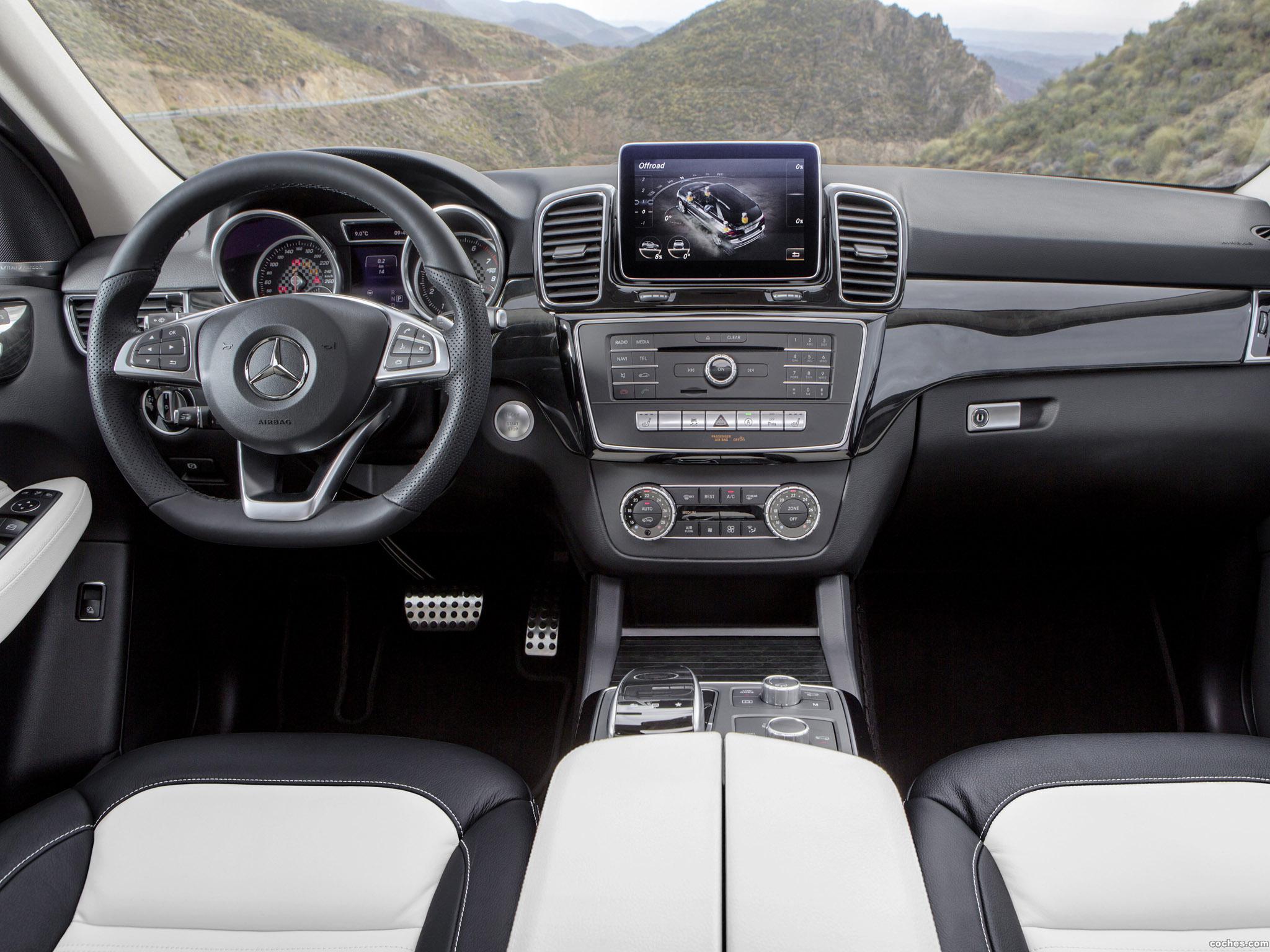 Foto 16 de Mercedes GLE 250 D 4MATIC W166 2015