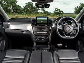 Ver foto 24 de Mercedes GLE 350 D 4Matic Coupe AMG Line C292 UK 2015