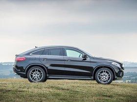 Ver foto 12 de Mercedes GLE 350 D 4Matic Coupe AMG Line C292 UK 2015