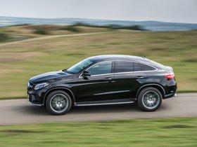 Ver foto 10 de Mercedes GLE 350 D 4Matic Coupe AMG Line C292 UK 2015