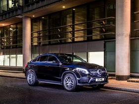 Ver foto 5 de Mercedes GLE 350 D 4Matic Coupe AMG Line C292 UK 2015