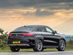 Ver foto 2 de Mercedes GLE 350 D 4Matic Coupe AMG Line C292 UK 2015
