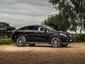 Ver foto 20 de Mercedes GLE 350 D 4Matic Coupe AMG Line C292 UK 2015