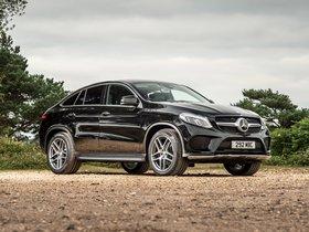 Ver foto 19 de Mercedes GLE 350 D 4Matic Coupe AMG Line C292 UK 2015