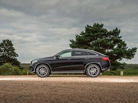 Ver foto 18 de Mercedes GLE 350 D 4Matic Coupe AMG Line C292 UK 2015