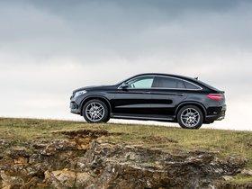 Ver foto 17 de Mercedes GLE 350 D 4Matic Coupe AMG Line C292 UK 2015