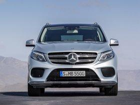 Ver foto 11 de Mercedes GLE 500 E 4MATIC AMG Line W166 2015