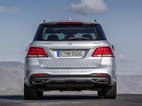 Ver foto 10 de Mercedes GLE 500 E 4MATIC AMG Line W166 2015