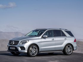 Ver foto 9 de Mercedes GLE 500 E 4MATIC AMG Line W166 2015