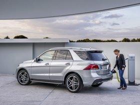 Ver foto 7 de Mercedes GLE 500 E 4MATIC AMG Line W166 2015