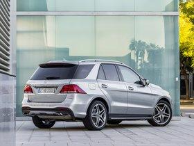 Ver foto 6 de Mercedes GLE 500 E 4MATIC AMG Line W166 2015