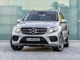 Ver foto 3 de Mercedes GLE 500 E 4MATIC AMG Line W166 2015