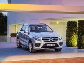 Ver foto 2 de Mercedes GLE 500 E 4MATIC AMG Line W166 2015