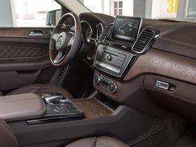 Ver foto 19 de Mercedes GLE 500 E 4MATIC AMG Line W166 2015