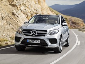 Ver foto 18 de Mercedes GLE 500 E 4MATIC AMG Line W166 2015