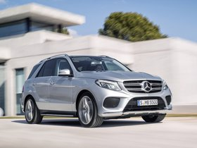 Ver foto 17 de Mercedes GLE 500 E 4MATIC AMG Line W166 2015