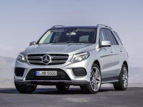 Ver foto 16 de Mercedes GLE 500 E 4MATIC AMG Line W166 2015