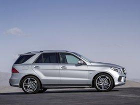 Ver foto 14 de Mercedes GLE 500 E 4MATIC AMG Line W166 2015