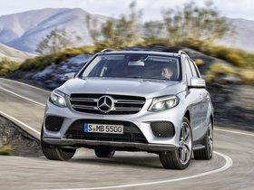 Ver foto 13 de Mercedes GLE 500 E 4MATIC AMG Line W166 2015
