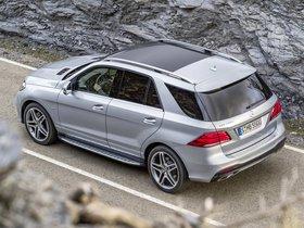 Ver foto 12 de Mercedes GLE 500 E 4MATIC AMG Line W166 2015