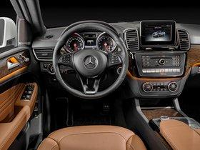 Ver foto 7 de Mercedes Clase GLE Coupe C292 2015