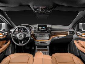 Ver foto 6 de Mercedes Clase GLE Coupe C292 2015